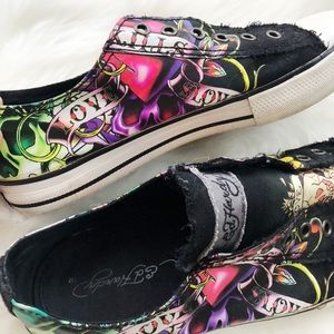 Ed Hardy Shoes - Unique Ed Hardy Shoes